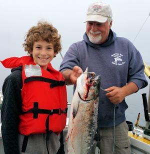 santa cruz fishing charters