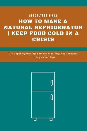 natural refrigerator pin