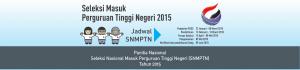 Seleksi Masuk SNMPTN (1)