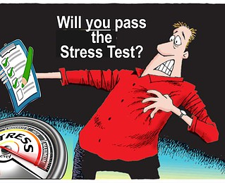"""Tougher Mortgage Rules """"Stress Test"""""""
