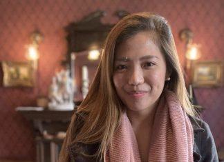 Pinay nurse-singer in UK defies gravity