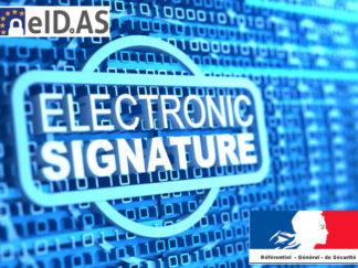 CT : BLUE EIDAS/RGS** SIGNATURE
