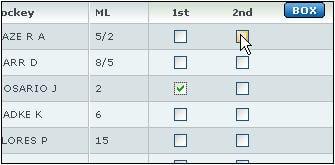 How to Place an Exacta Bet