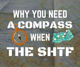 Why you need a compass when the SHTF