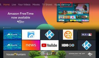 how to install Redbox TV APK on Firestick