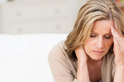 hot flashes and women