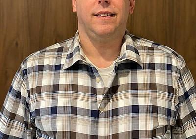 Jody Thomas, Materials Manager