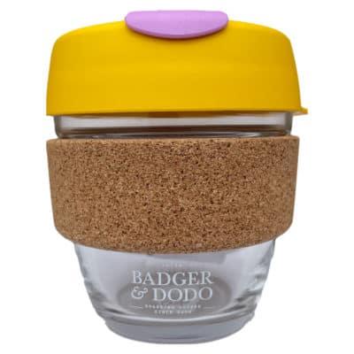 8oz Keepcup Pink - Badger & Dodo