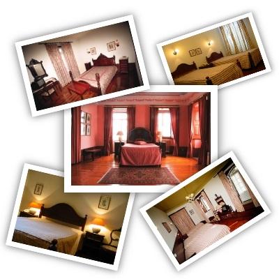 Hotel Casa das Tilias - Quartos