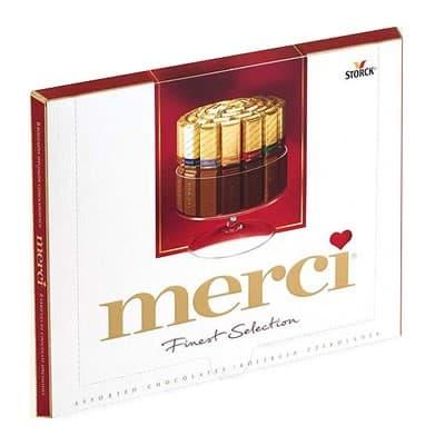 Шоколадные конфеты Merci (250 гр.) - Фото 33