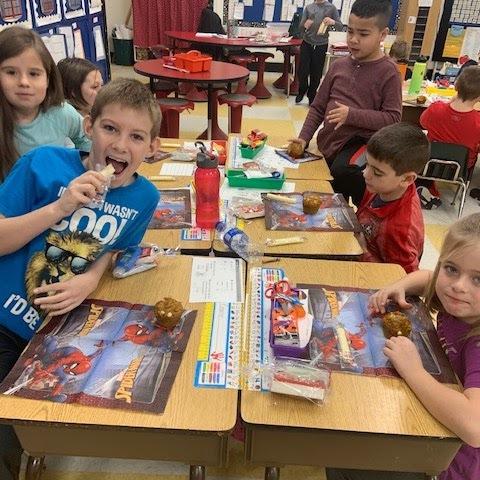 Fairview Elementary Winter Games 2020 Week 2