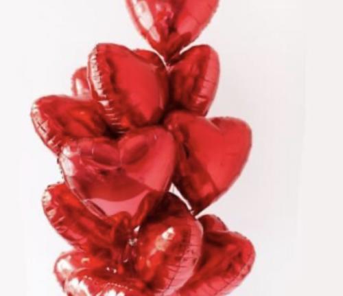 Фольгированные шары 23 шт №235 - Фото 36