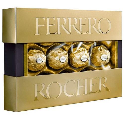 Конфеты Ferrero Rocher (125 гр.) - Фото 28