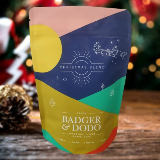 Christmas Blend 2021 - Badger & Dodo