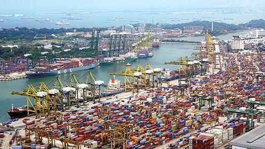 Entreprises Port logistique