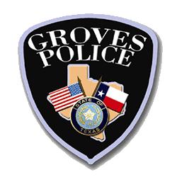 Groves Police Department emblem