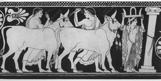 Il Segno dei Pesci e la fatica di Ercole: le stalle di Augia