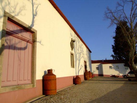 Quinta Nova de Nossa Senhora do Carmo, Portugal