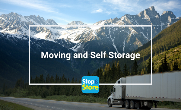 Moving and Self Storage