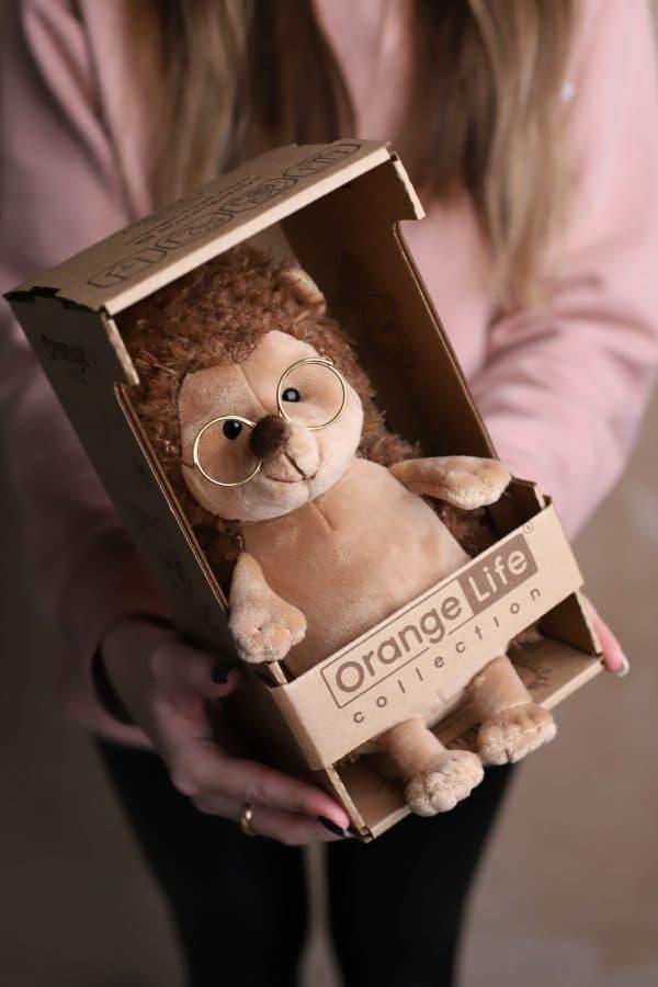 Ёжик 20 см - Мягкая игрушка №928 - Фото 2