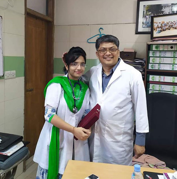 Dr Robed Amin