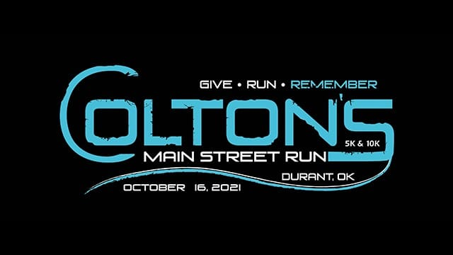 Colton's Main Street run raises funds for the Colton Sherrill Memorial Foundation.
