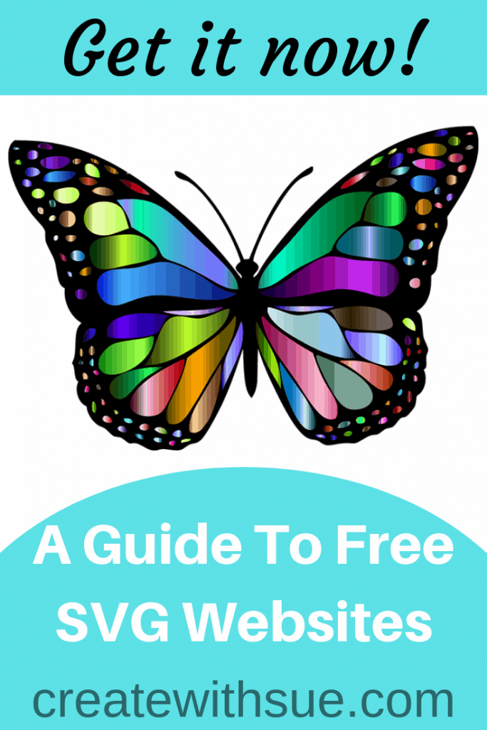 Guide to free SVG files pin