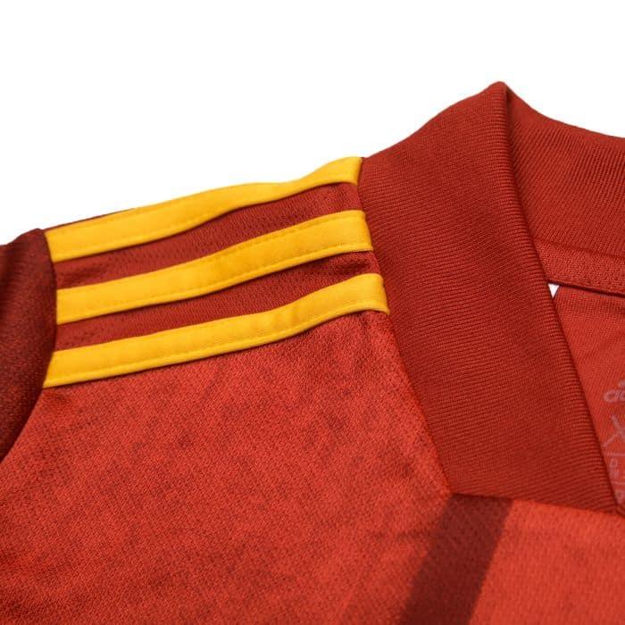 camiseta espana eurocopa 2020 bandas adidas