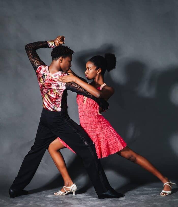 Trinidad Women Ove To Dance