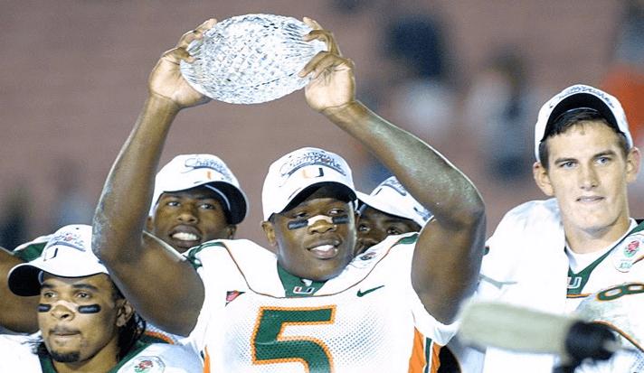 College Football Betting 2001 Miami Hurricanes