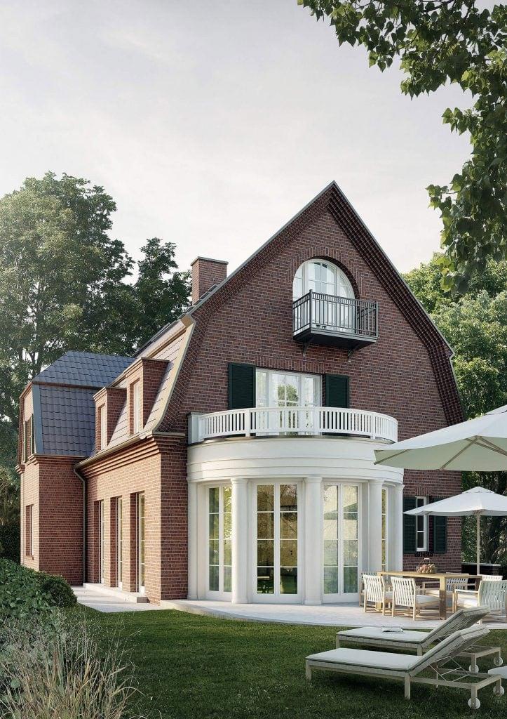Neubauvilla in Hamburg-Nienstedten