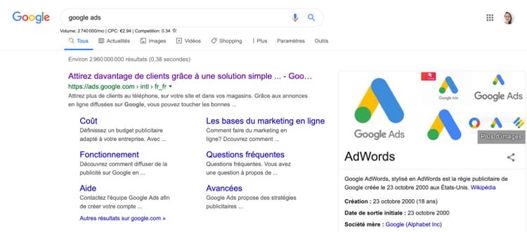 optimiser google ads