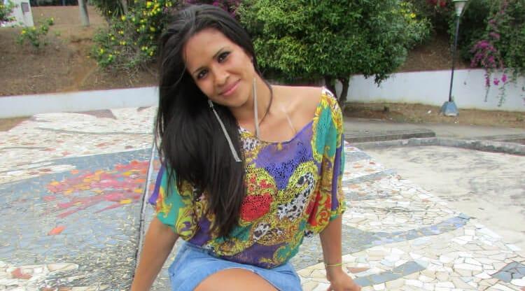 Sexy Costa Rica Girl