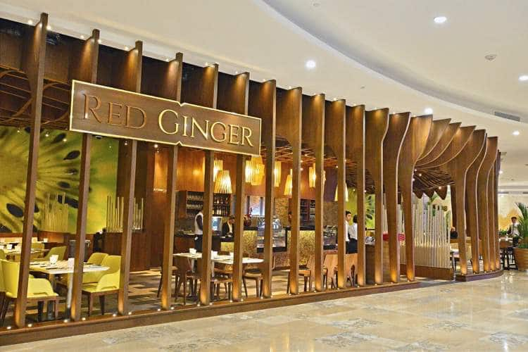 City of Dreams Manila - Red Ginger