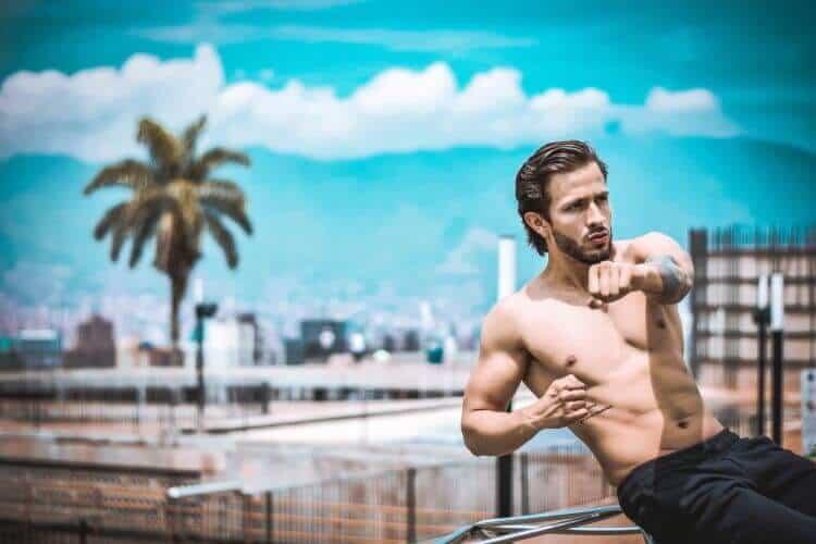 Sexy Argentinian Man