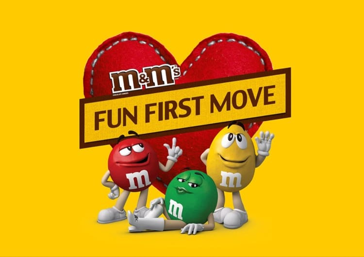 M&M'S Fun First Move Project