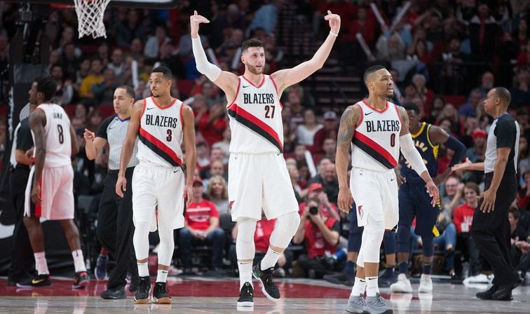 NBA Championship Futures Portland Trail Blazers