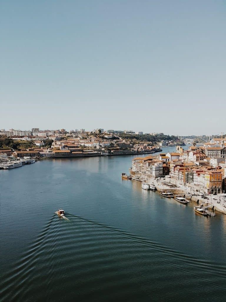 Duoro River, Porto, Portugal