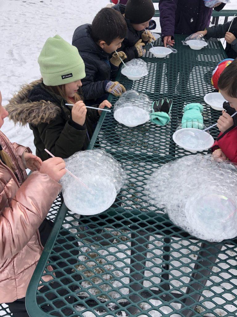 Ash Point Community School Winter Games 2020 Week 1