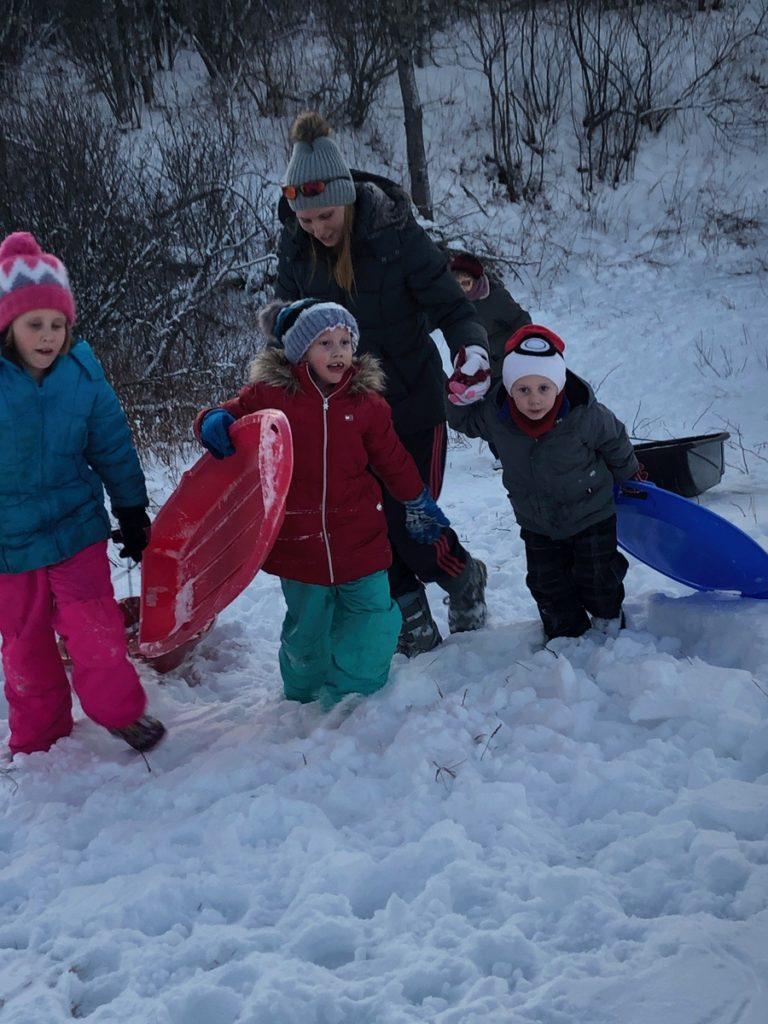 Bay Ridge Elementary Winter Games 2020 Week 3