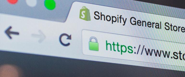 Shopify SSL Certificate