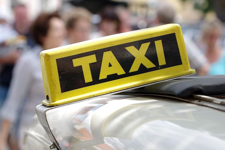 Такси из аэропорта Катании