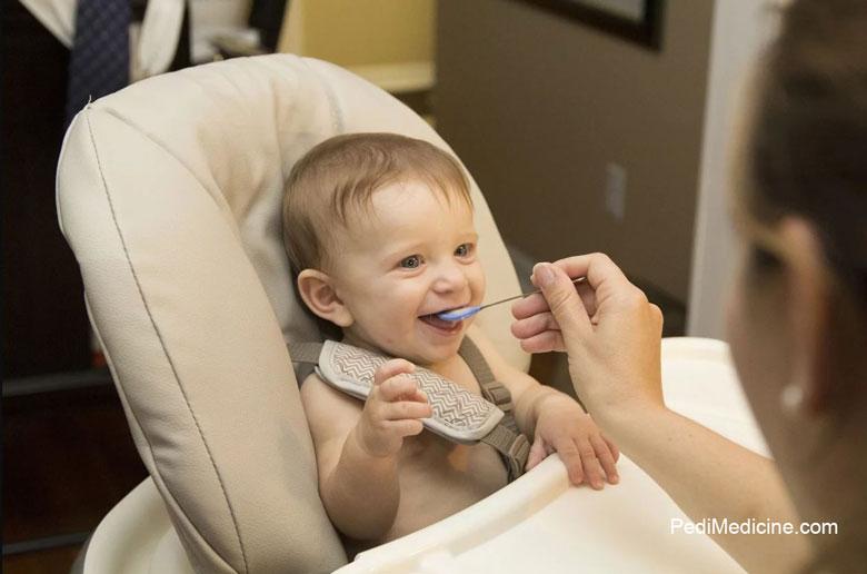 10 Tips for Feeding Babies