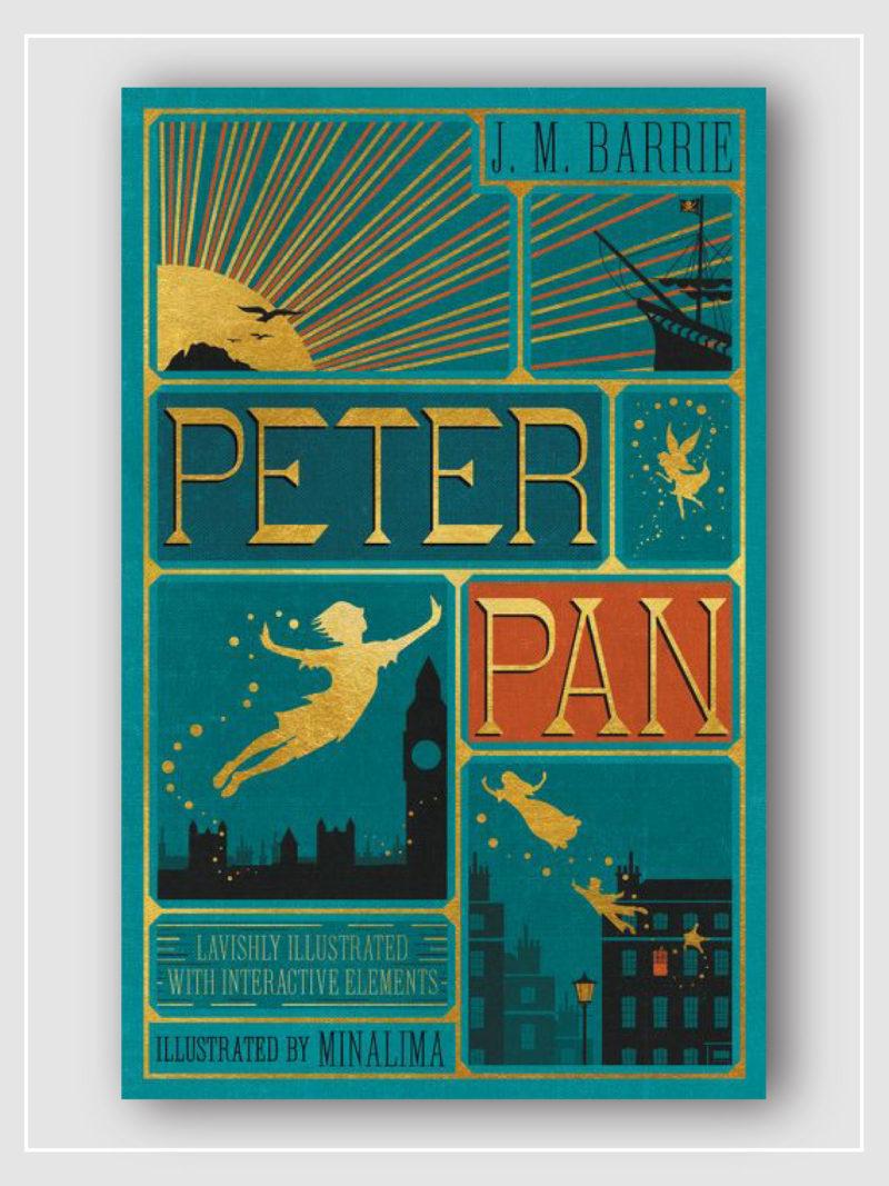 frederickandsophie-book-Peter_Pan-James-Barrie