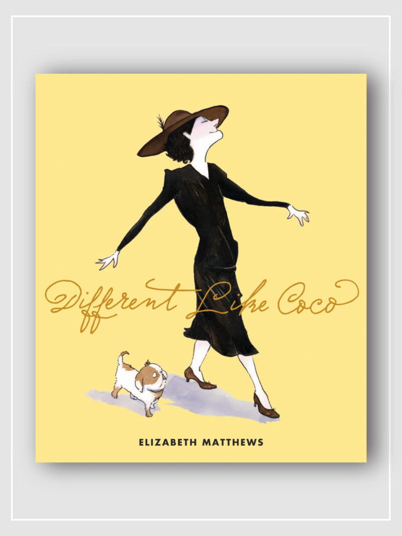 frederickandsophie-books-Different-like-Coco-Elizabeth-Matthews