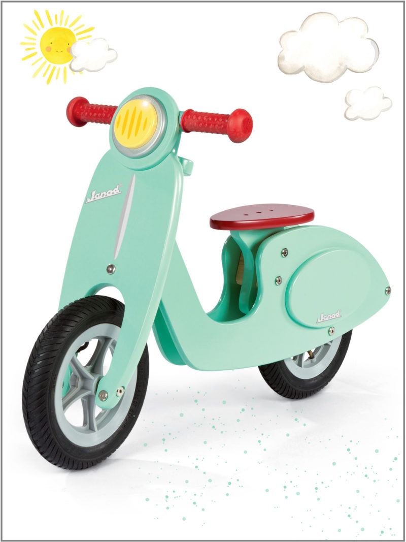 frederickandsophie-kids-toys-janod-france-scooter-mint-outdoor
