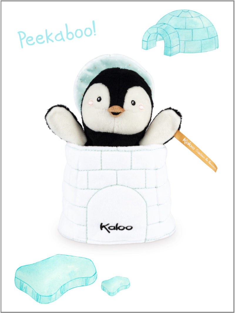 frederickandsophie-kids-toys-kaloo-france-penguin-handpuppet-arctic-peekaboo
