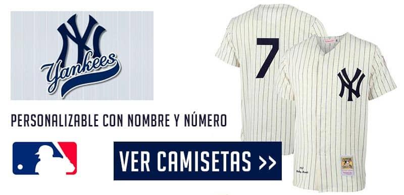 Camiseta béisbol MLB Yankees