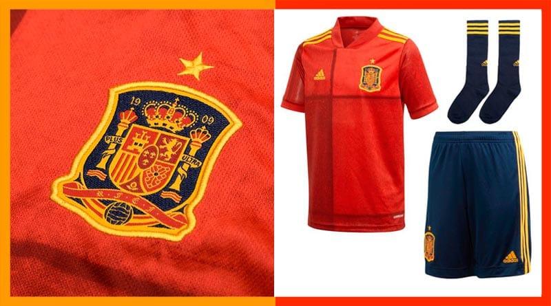 comprar camiseta espana seleccion barata replica original