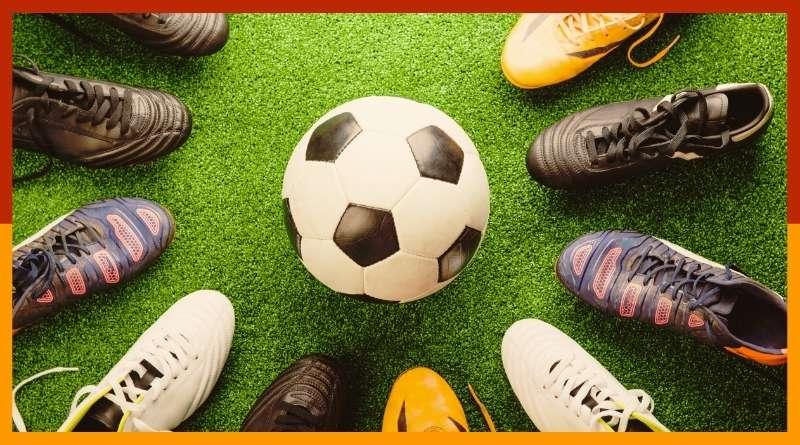 Botas de fútbol: consejos para elegir las más adecuadas